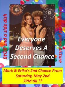 2nd chance prom